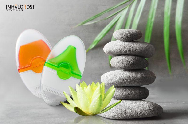 Inhalo Dsi Hungary- Έξυπνα βοηθήματα του αναπνευστικού με τη χρήση φυσικού αλατιού
