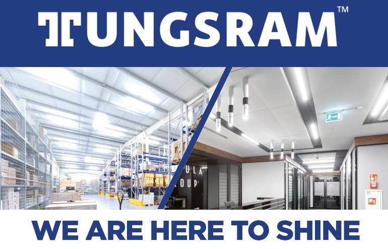 Tungsram  – Έξυπνος Βιομηχανικός φωτισμός